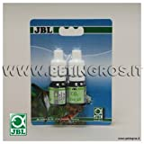 JBL 25393 Nachfüller für Dauertest zur Bestimmung des Säure-/Kohlendioxidgehalts in Süßwasser Aquarien