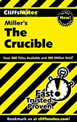 CliffsNotes on Miller's The Crucible (Cliffsnotes Literature Guides) by Denis M. Calandra (2000-05-22)