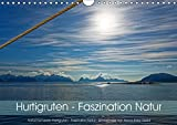 Hurtigruten - Faszination Natur (Wandkalender 2019 DIN A4 quer): Hurtigruten - faszinierende Naturlandschaften (Monatskalender, 14 Seiten ) (CALVENDO Natur) - Hanns-Peter Eisold