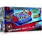 Spiderman 550759 Spider Battle 4 - Juego electrónico de Spiderman (puede tener contenido en francés)