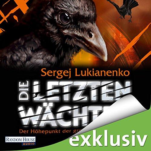 Buchseite und Rezensionen zu 'Die letzten Wächter' von Sergej Lukianenko