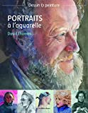 Dessins & peinture : portraits à l'aquarelle