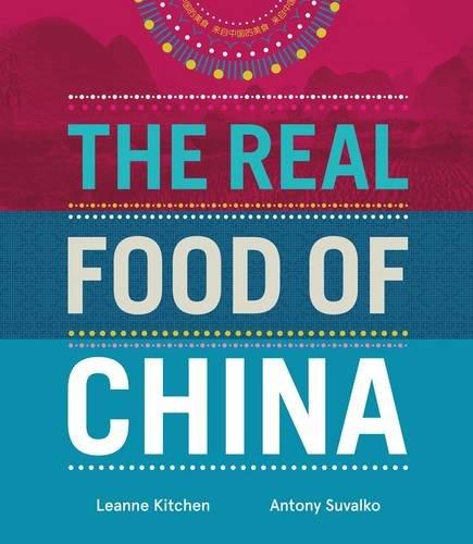The Real Food of China