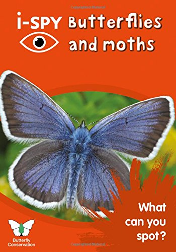 i-SPY Butterflies and Moths: What can you spot? (Collins Michelin i-SPY Guides)