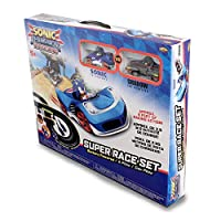 Sonic The Hedgehog All Star Racing Transformed Sonic/ Shadow Track Set