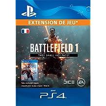 Battlefield 1: They Shall Not Pass Edition DLC [Code Jeu PS4 - Compte français]