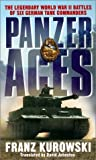 Panzer Aces 1 by Kurowski, Franz (2003) Mass Market Paperback