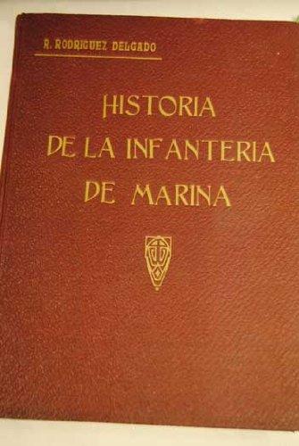 Historia del Cuerpo de Infanteria de Marina