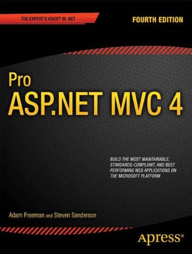 Pro ASP.NET MVC 4 (Professional Apress), Fourth Edition