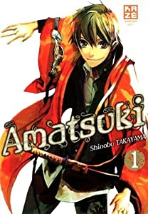 Amatsuki Edition simple Tome 1