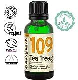 Naissance Teebaumöl BIO (Nr. 109) 30ml - 100% naturreines ätherisches Öl, natürlich, bio-zertifiziert, vegan