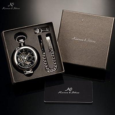 KS KSP063 - Reloj de bolsillo