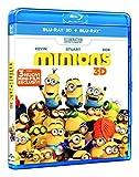Minions(2D+3D) [3D Blu-ray] [IT Import]