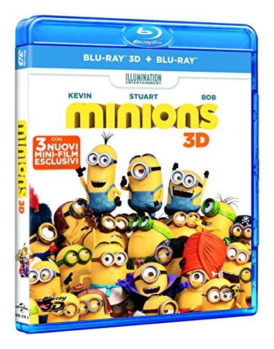 Minions [2D+3D] [Import]