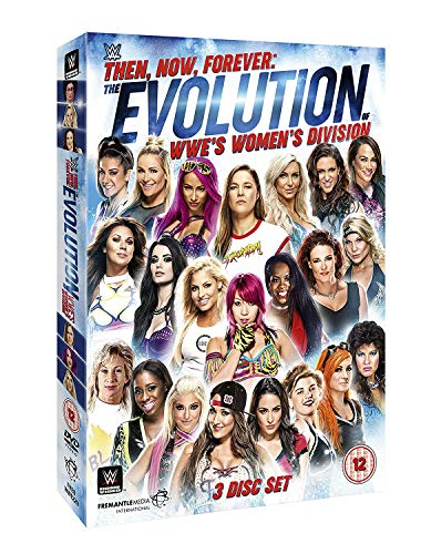 Wwe: Then Now Forever: The Evolution Of Wwe?S Womens Division (3 Dvd) [Edizione: Regno Unito]