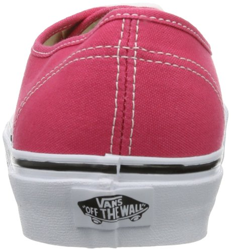 Vans U Authentic Rouge Red/Trwt, Scarpe Sportive-Skateboard Unisex – Adulto Rosso (Rot (rouge red/trwt))