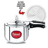 #4: Fabiano Induction Base Pressure cooker - 5 Litre with Inner Lid