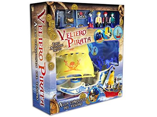 Teorema 71151 - veliero pirati con accessori