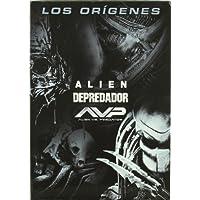 Pack Alien - Depredador - Alien Vs Predator: Los Orígenes