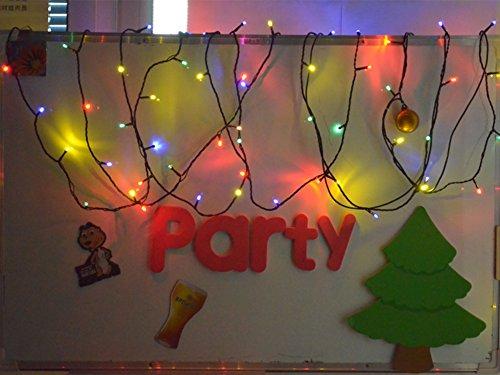 al, dekorative Beleuchtung für Outdoor, Garten, Hause, Party, Urlaub mit Bluetooth Musik Lautsprecher (Musik-festival Dekorationen)