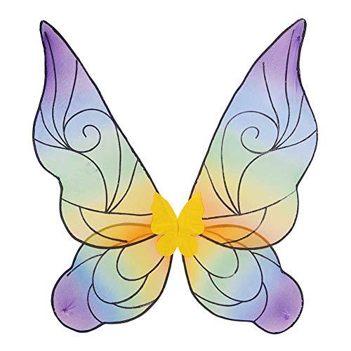 Butterfly Prinzessin Kostüm Kind - GLXQIJ Erwachsene Kinder Mädchen Prinzessin Farbverlauf