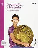GEOGRAFIA E  HISTORIA SERIE AVANZA VERSION A 1 ESO