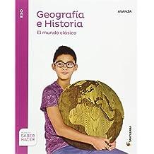 Amazon.es: geografia santillana: Libros