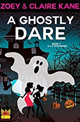 A Ghostly Dare (Z & C Mysteries Book 7) (English Edition)