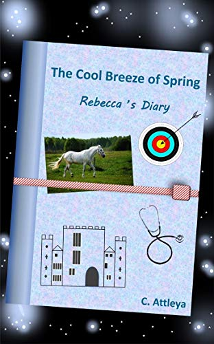 Book cover image for The Cool Breeze of Spring - Rebecca's diary