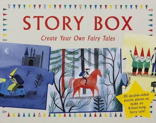 Story Box:Create Your Own Fairy Tales (Magma for Laurence King) -