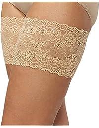Bandelettes (bandas de encaje elástico para evitar el roce de los muslos)