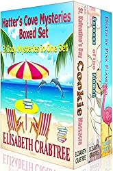 Hatter's Cove Mysteries Boxed Set: 3 Cozy Mysteries in One Box Set (English Edition)