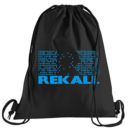 T-Shirt People Rekall Sportbeutel – Bedruckter Beutel – Eine schöne Sport-Tasche Beutel mit Kordeln