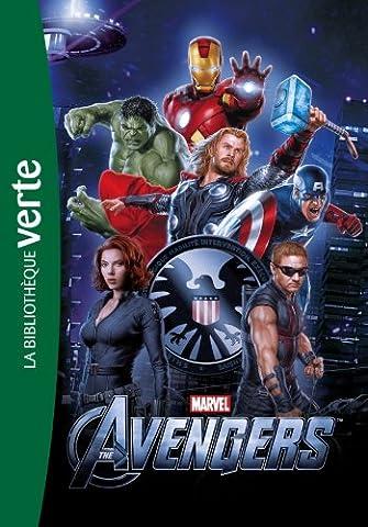 Bibliothèque Marvel 01 - The Avengers - Le roman du