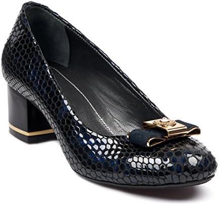 BOBERCK Colección Diana Zapato de Tacón de Cuero para Mujer