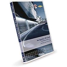 tarjeta SD Opel Europa 2016/2017 mapas actualizados para el sistema de navegación de Opel / Chevrolet NAVI 900 y 600