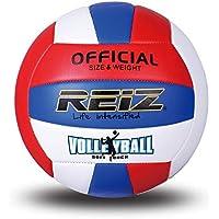DFG-ES Pelota de Voleibol REIZ Profesional Pelota de Voleibol Suave Competición Pelota de Entrenamiento Tamaño Oficial