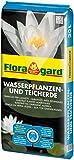 Floragard Wasserpflanzen- & Teicherde 20 L für...