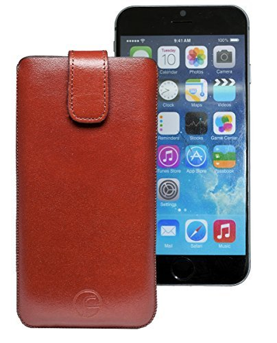 favory Étui de pour/Iphone 6/6S (4.7) marron