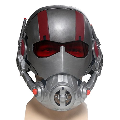 Halloween Ant Helm PVC Voll Kopf Maske Cosplay Kostüm Prop für Erwachsene Verrücktes Kleid Spielzeug Merchandise