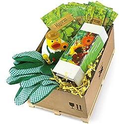 Mini-Geschenkpalette für Gärtner