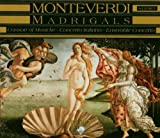 Monteverdi - Madrigaux, livres 1 à 4 + autres madrigaux