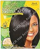 Soft & Beautiful Botanicals, Relajante del cabello (Regular) - 1 kit
