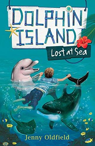 Dolphin Island: Lost at Sea: Book 2 (English Edition)
