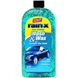 Rain-X Wash and Wax with Carnauba Wax Beads (591 ml)