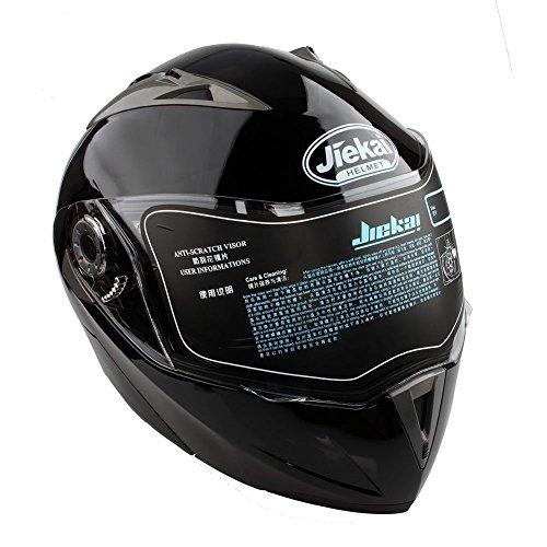 Yosoo Casque de Moto Modulable