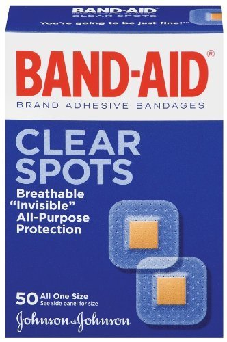 band-aid-brand-adhesive-bandages-clear-strips-spots-all-one-size-50-ct-by-band-aid