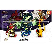 Yacht Club Games - Shovel Knight, Pack De 3 Figuras Amiibo