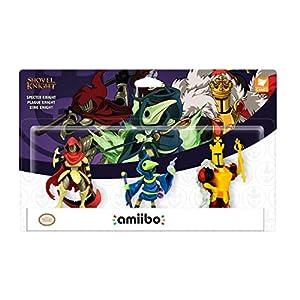 Amiibo Shovel Knight Triple Pack