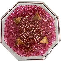 Harmonize Rose Quart Orgon Octagon Vastu Platte Reiki Healing Kristall Symbol preisvergleich bei billige-tabletten.eu